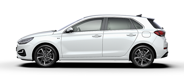 Nová i30 hatchback